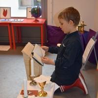 Approche catéchistique Montessori