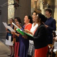 Accompagner la liturgie en chantant