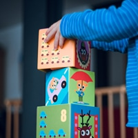 Garderie enfants 0 à 3 ans