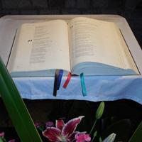 Étude de la bible