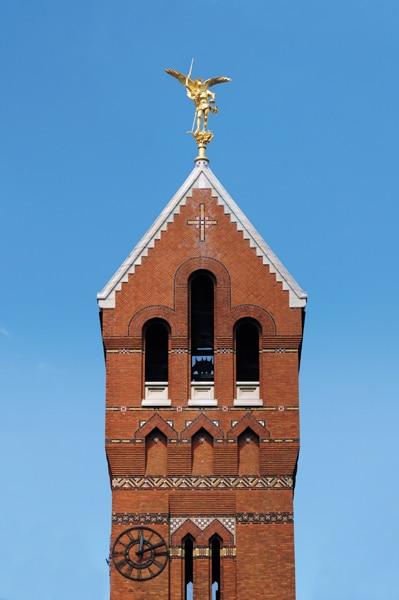 Clocher église Saint-Michel Paris 17