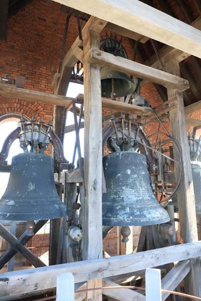Les 4 cloches du campanile