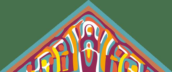 Illustration mosaïque église Saint-Michel